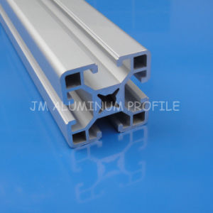 T-Slot Aluminum Extrusion 40 Series, T-Slot Aluminum Framing, Industrial Aluminum Profile pictures & photos