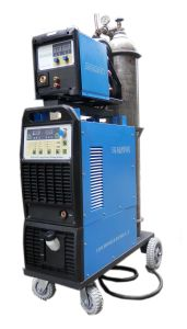 Single-Pulse Spatter-Free MIG Welding Machine pictures & photos