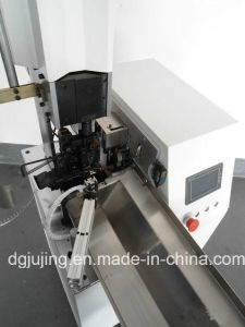 One-End Cable Crimping Terminal Machine pictures & photos