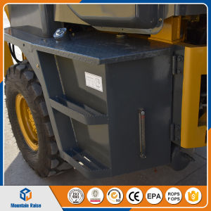 Multifunctional Bucket Loader and Digger Excavator Backhoe pictures & photos