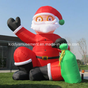 Inflatable Christmas Santa for Inflatable Advertisement