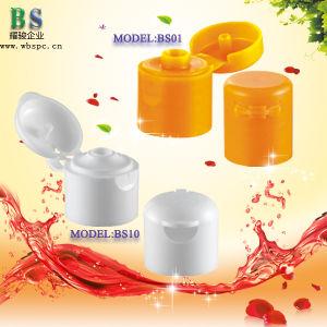 18/410 18/415 Plastic Flip Top Cap pictures & photos