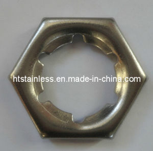 Stainless Steel Ss316 DIN7967 PAL Nut pictures & photos
