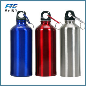 600ml Aluminum Water Bottle for Outdoor pictures & photos