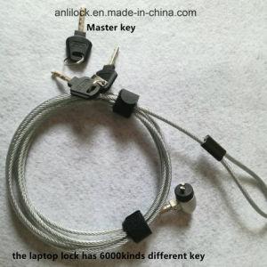 Laptop Lock with Master Key Lock, Masker Key Lock, Notebook Lock with Master Key Lock, Computer Lock, Al-051 pictures & photos