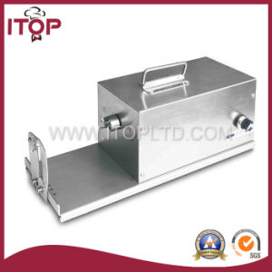 CE Approved Commercial Electric Twisted Potato Slicer Machine (HE01) pictures & photos