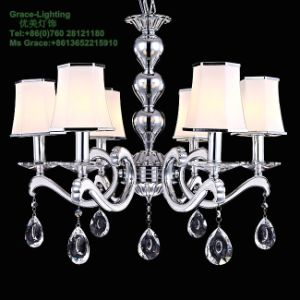 Retail MOQ 1PC High Quality Crystal New Chandelier (GD-181-6) pictures & photos