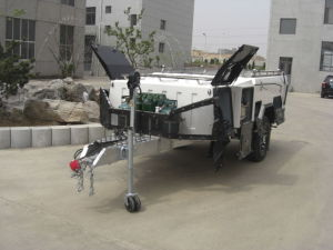 Luxury Rear Folding Travll Trailer pictures & photos