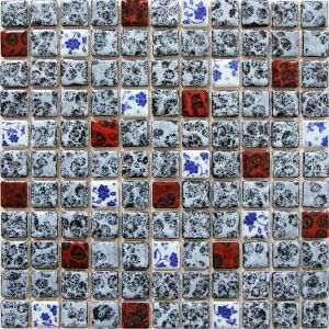 China Cheapest Stock Porcelain Mosaic pictures & photos