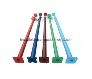 Adjustable Steel Shoring Prop with Fromwork pictures & photos
