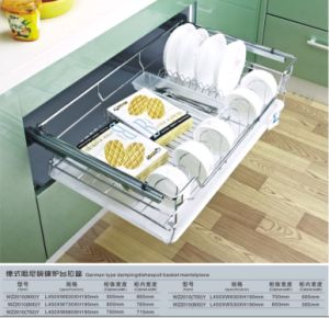 Kitchen Pullout Basket High Quality (Wz2010) pictures & photos