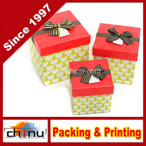 Paper Gift Box / Paper Packaging Box (12C8) pictures & photos