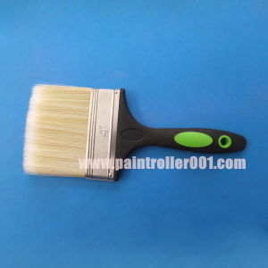 "1-4""Bristle TPR Handle Paint Brush pictures & photos"