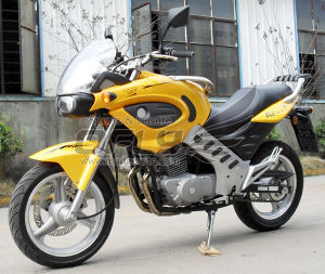 EEC EPA/DOT Approved Gas Motor Scooter Equipped with 4 Stoke 250CC Engine pictures & photos