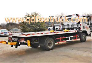 Rescue truck, special truck, Car Towing Truck, Road Wrecker Truck pictures & photos