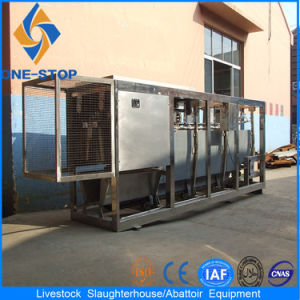 Pig Slaughterhouse Equipment with ISO9001 Certificate pictures & photos