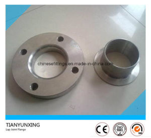 Forged DIN2641 Stainless Steel Lap Joint Flange pictures & photos