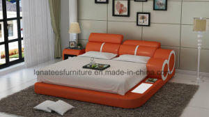 Lb8816 Popular Europe Design Bed Home Furniture pictures & photos