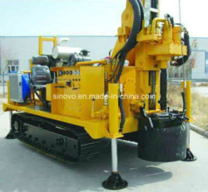 Model-SNR200C high efficient crawler mounted multifunctional water well drilling rig pictures & photos