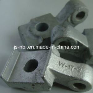 Gray/Grey Iron Sand Casting Part with Galvanized Finish pictures & photos
