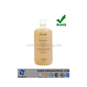 Clear Shampoo Label Stickers pictures & photos