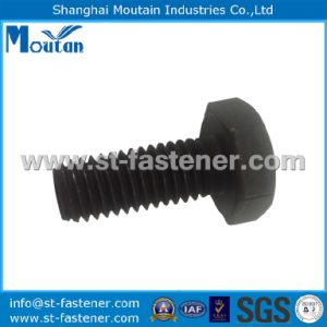 Carbon Steel Black Hex Bolts with DIN933-8.8