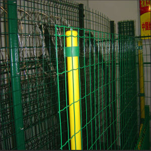 PVC Euro Security Fence for European Standard pictures & photos