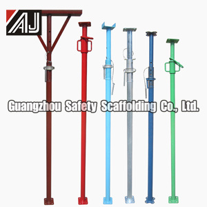 Telescopic Steel Shoring Prop Jack, Guangzhou Factory pictures & photos