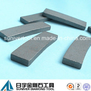 400mm Blade Diamond Granite Segment Long Life Type pictures & photos