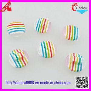 Rainbow Girls Fashion Dress Button (XDJZ-181) pictures & photos