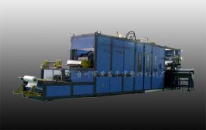 Positive-Negative Hot Forming Machine (ZFU-750B)
