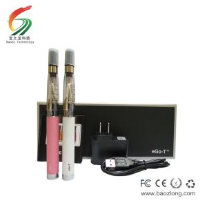 Hottest Good Quality E-Cigarette EGO-T USB/ Passthroth Kits, Health -Cigarette with Two EGO-T USB Batterys
