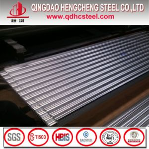 Hot Dipped Zinc Corrugated Roofing Sheet pictures & photos