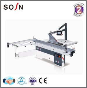Automatic Wood Cutting 45 Degree Panel Saw pictures & photos