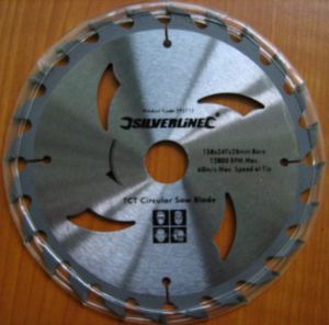 Tct Saw Blades with Carbide pictures & photos