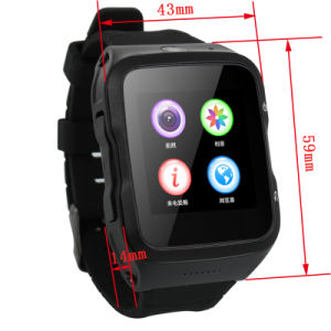 3G Android Watch Mobile Phone pictures & photos