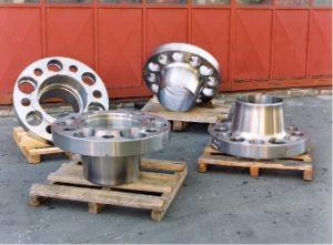 F321 (UNS S32100, 18Cr, 8Ni, Ti) Forgings pictures & photos