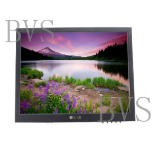 12 Inch TFT LCD Embedded Industrial LCD Monitor