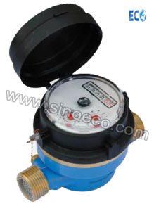 Single Jet Dry Type Water Meter with 360 Degree Register pictures & photos