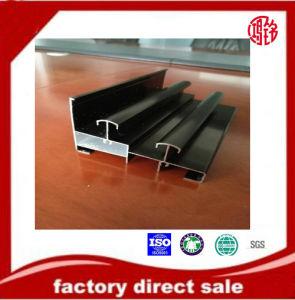 Aluminum/ Aluminium Customized Extrusion Profile with CNC Machining pictures & photos
