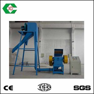 Xinda Csj-500c Automatic Rubber Crusher Waste Tyre Recycling Machine Fiber Separator pictures & photos