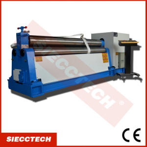 W11 8X3000 Steel Plate Bending Roll Machine pictures & photos