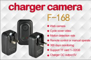 Mini Power Charger Camera DV Monitor for Your Home Office Security pictures & photos