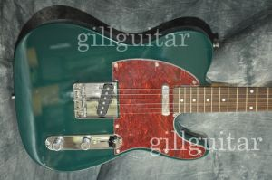 Custom Shop Telecaster Sherwood Metallic Guitar