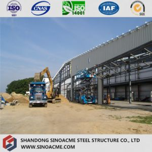 Light Steel Frame for Aircraft Hangar pictures & photos