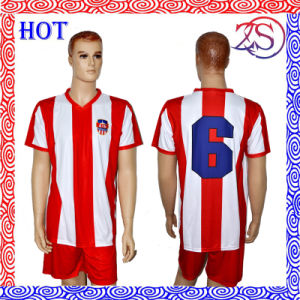 High Quality New Design Soccer Jersey Sublimated pictures & photos