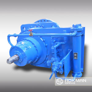 P Series Planetary Gearbox From Aokman pictures & photos
