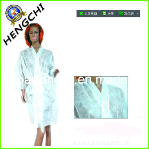 Disposable Non Woven Beauty Salon Sauna Clothes pictures & photos