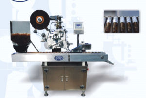 Automatic Ampoule Horizontal Labeling Machine pictures & photos