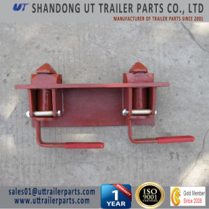 Double Forging Container Revolving Twist Lock for Truck and Trailer pictures & photos